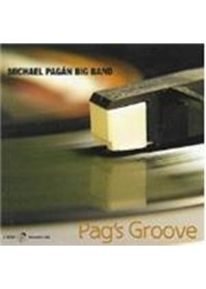 Michael Pagan Big Band - Pag's Groove