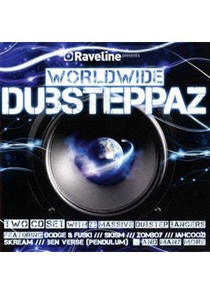 Various Artists - Raveline Presents Worldwide Dubsteppaz (Music CD)