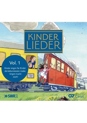 Kinder Lieder, Vol. 1 (Music CD)