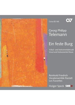 Telemann: Ein Feste Burg - Vocal & instrumental Works