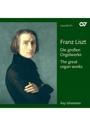 Liszt: Great Organ Works