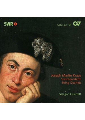 Kraus: String Quartets