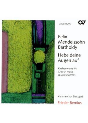 Mendelssohn: Church Music, Vol 7