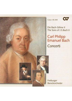 Bach - SONS OF J S BACH VOL 2