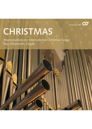Christmas: Improvisations on International Christmas Songs (Music CD)
