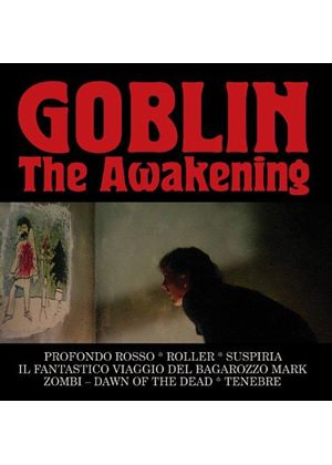 Goblin - Awakening (Music CD)