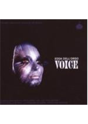 Edda DellOrso - Voice (Music CD)