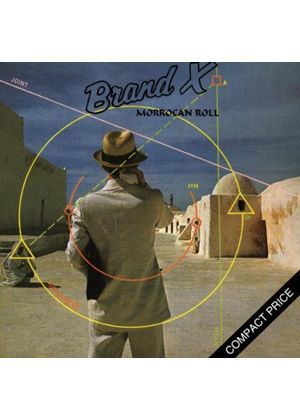Brand X - Moroccan Roll (Music CD)