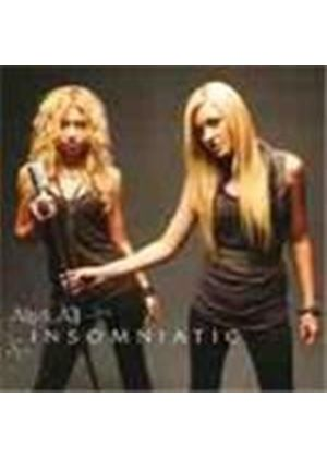 Aly And Aj - Insomniatic (Music CD)