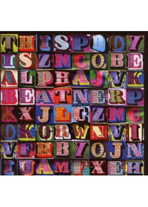 Alphabeat - This is Alphabeat (Music CD)