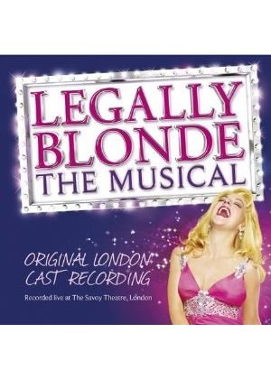 Original London Cast - Legally Blonde (The Musical) (Music CD)