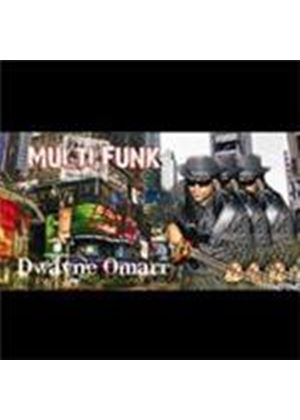 Dwayne Omarr - Multi Funk (Music CD)