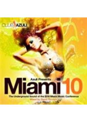 Various Artists - Azuli Presents Miami 2010 (Mixed) (Music CD)