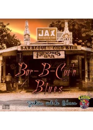 Various Artists - Bar B Cue Bikes N Blues (Music CD)