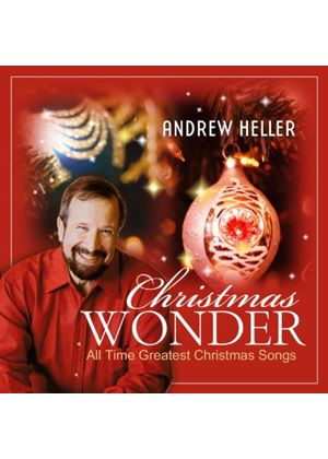 Andrew Heller - Christmas Wonder (Music CD)