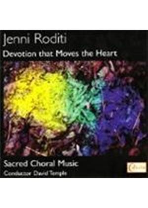 Roditi: Devotion that the Heart
