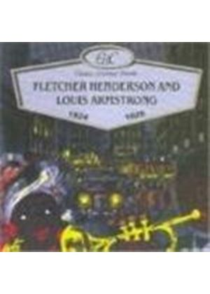 Louis Armstrong & Fletcher Henderson Orchestra - Fletcher Henderson & Louis Armstrong 1924-1925