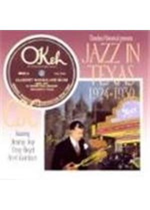 Various Artists - Jazz In Texas 1924-1930