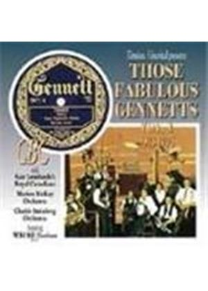 Various Artists - Those Fabulous Gennetts Vol.1 1923-1925