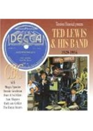 Ted Lewis And His Band - 1929 - 1934