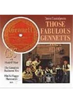 Various Artists - Those Fabulous Gennetts Vol.2 1922-1925