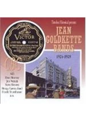 Jean Goldkette - Jean Goldkette Bands 1924-1929, The