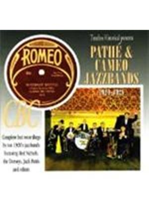 Various Artists - Pathe And Cameo Jazzbands 1921 - 1928