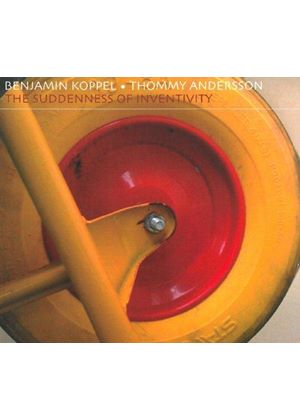 Benjamin Koppel - The Suddenness of Inventivity (Music CD)