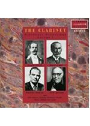Various Artists - Clarinet-Historical Recordings Vol 1