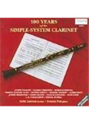 100 Years of the Simple System Clarinet