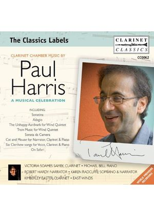 Paul Harris: A Musical Aelebration (Music CD)