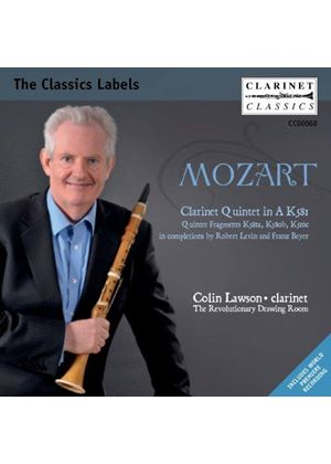 Mozart: Clarinet Quintet (Music CD)