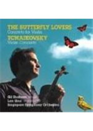 Chen/Tchaikovsky - Butterfly Lovers/Violin Concerto (Shui, Singapore SO) (Music CD)