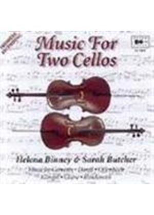 Music for Cello Duo