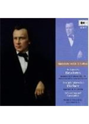 Brahms; Weber: Quintets for Two Cellos