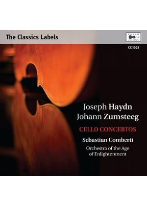 Haydn; Zumsteeg: Cello Concertos (Music CD)