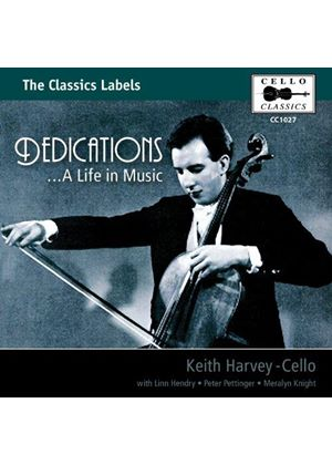 Dedications... A Life In Music (Music CD)
