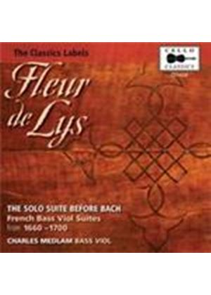 Charles Medlam - Fleur de Lys: Suites in D Minor and G (Music CD)
