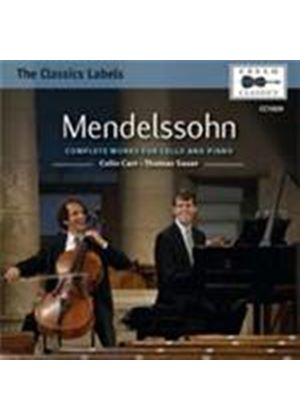 Mendelssohn: Complete Works for Cello and Piano (Music CD)
