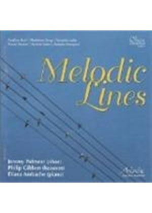 VARIOUS COMPOSERS - Melodic Lines - Oboe, Bassoon And Piano