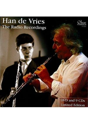 Han de Vries: The Radio Recordings (Music CD)