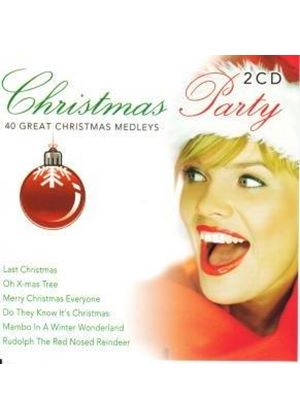 Various Artists - Christmas Party - 40 Great Christmas Medleys (Music CD)