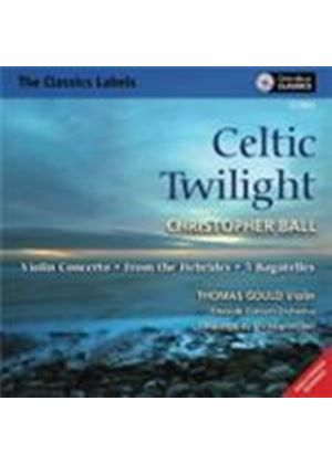 Ball - Celtic Twilight (Music CD)
