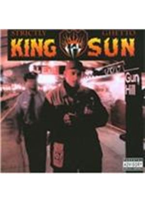 King Sun - Strickly Ghetto (Parental Advisory) [PA] (Music CD)