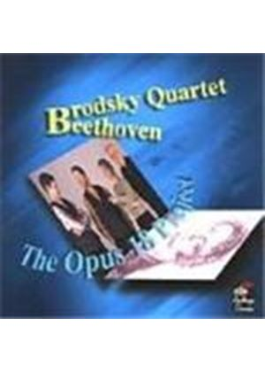 Beethoven: String Quartets: Opus 18 Project