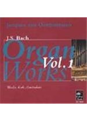 Bach: Organ Works, Vol 1