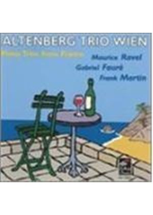 Maurice Ravel - Piano Trios From France (Altenberg Trio Wien)