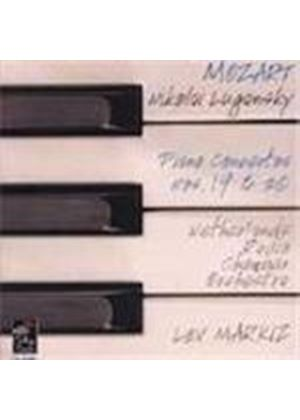 Mozart: Concertos for Piano and Orchestra Nos 19 & 20
