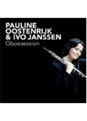 VARIOUS COMPOSERS - Oboesession (Oostenrijk, Janssen)