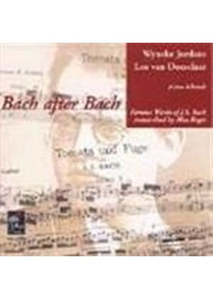 Bach after Bach (transcriptions by Reger for 4 hands)